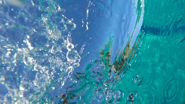 防水 水滴