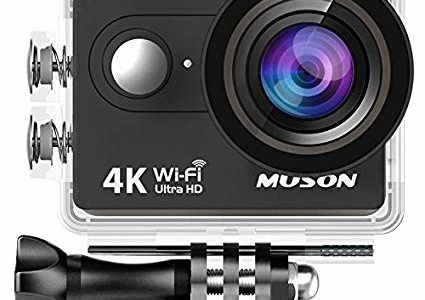 アクションカメラはGoProとソニーだけじゃない! コスパ重視の入門アクションカメラはコレ!