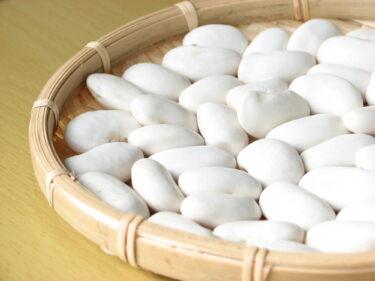 ファセオラミンが豊富な白花豆とは?食物繊維も豊富!