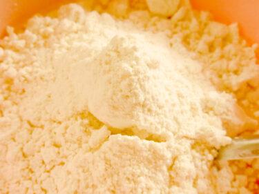ホットケーキミックス粉がないときに代用できる方法